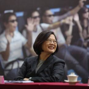 President Tsai 17th on Forbes 100 Most Powerful Women