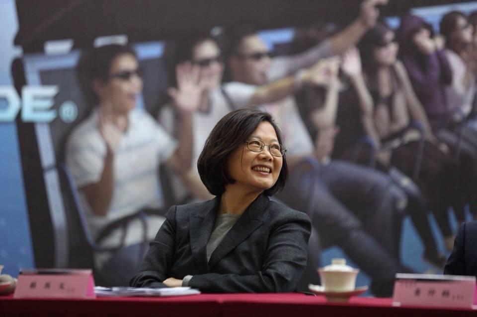 Tsai Ing wen Taiwan ROC President Forbes most powerful women