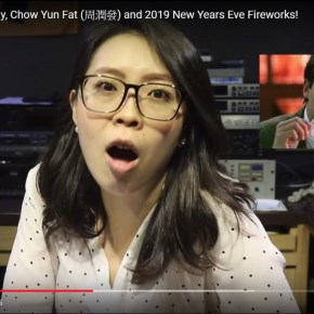 Vlog #6: Double Ten Day, Chow Yun Fat (周潤發) and 2019 New Years Eve Fireworks!