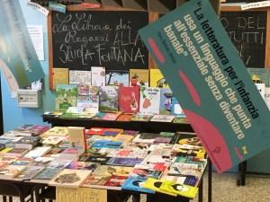 Mostra mercato alla scuola Fontana