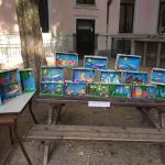 Classe 3 A: Paesaggi in scatola