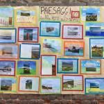 Classe 4 C paesaggi dalla foto al disegno