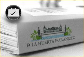 manual DE LA HUERTA DE ARANJUEZ