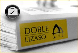 manual DOBLE A LIZASO