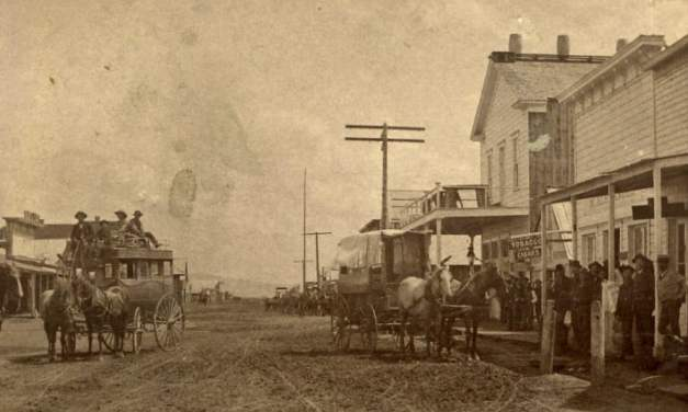 Bellevue Idaho, The Gate City