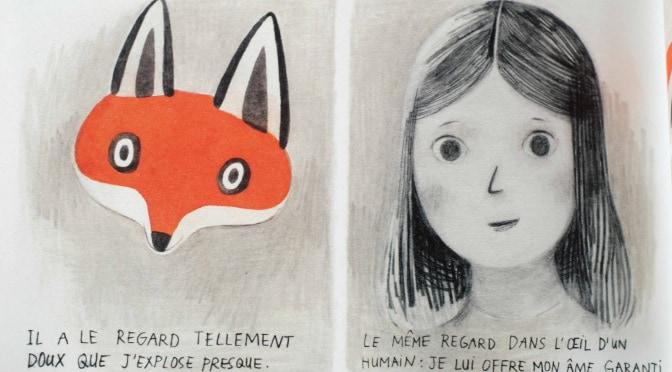 Jane, le renard & moi (Arsenault & Britt)