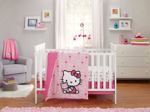 Medium Of Crib Bedding Set
