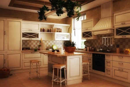interesting small country kitchen design ideas