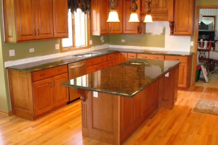 luxurious bar table and cabinet with sleek granite top for lowes kitchen design