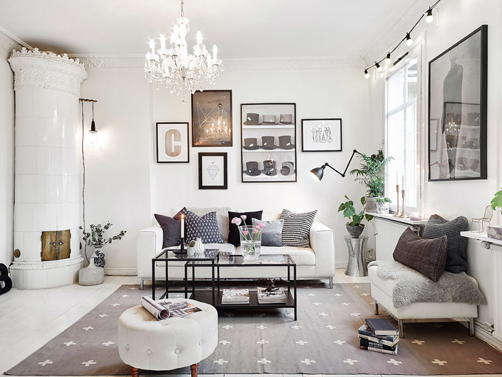 Comfortable Scandinavian Apartment