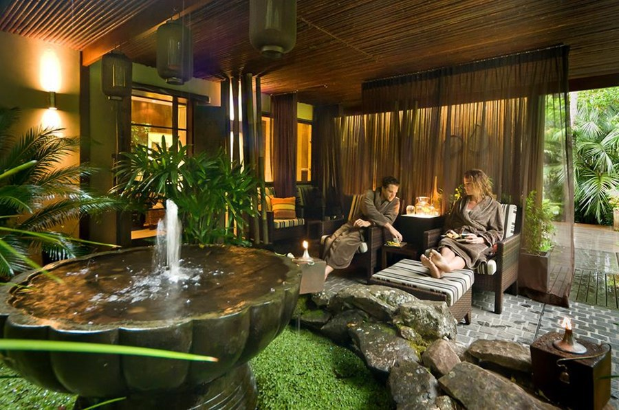 Gorgeous Spa Hotel in Australia