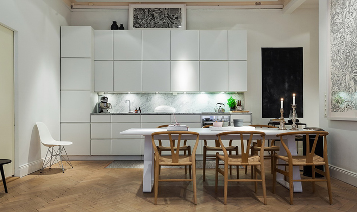 Stylish Apartment in Stockholm