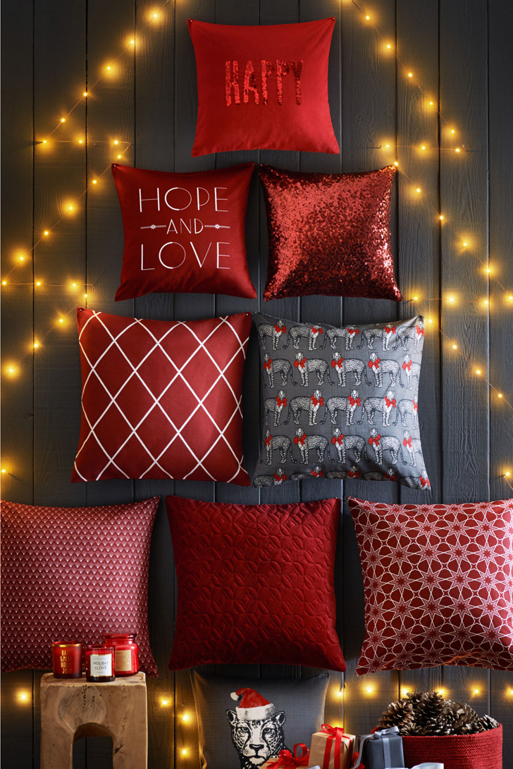 H&M Home: Christmas Collection 2017