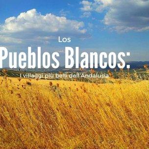 La campagna intorno a Los Pueblos Blancos