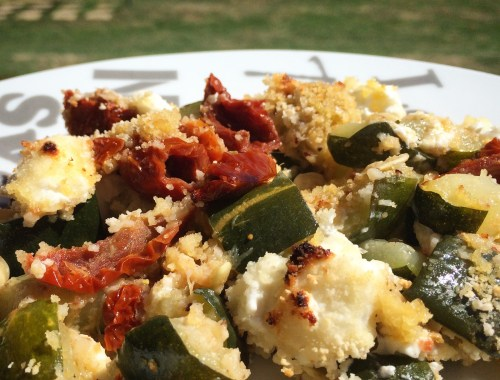 crumble-courgette-tomate-feta