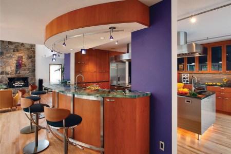 open contemporary kitchen design 5