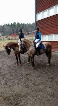 Tikkan & Vilma 13/3 2016
