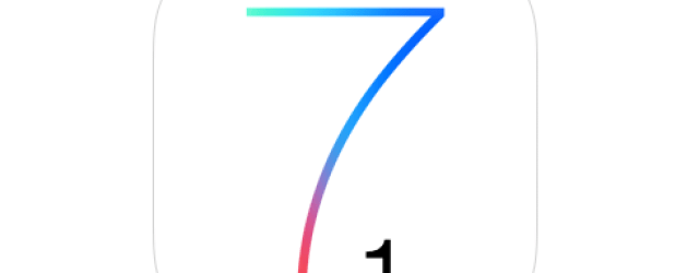 iOS 7.1 - iDevice.ro