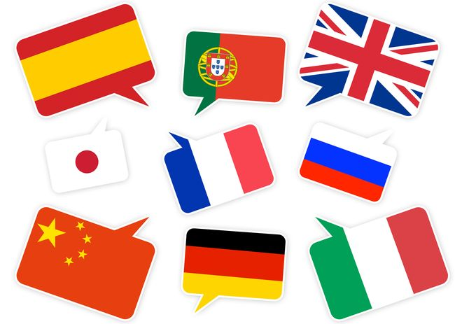 traduction - pays étrangers