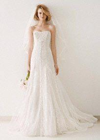second marriage wedding dress