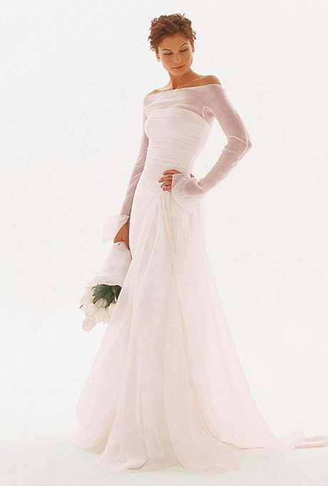 I do take two colorful wedding gowns for the older bride for Le spose di gio wedding dress