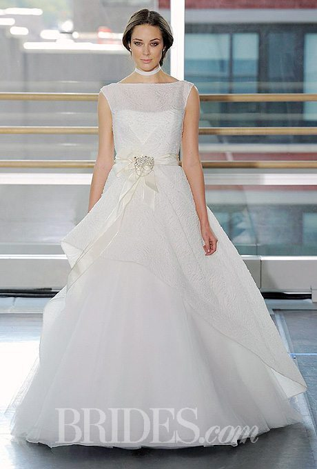 Unique Wedding Dresses For Mature Brides : Do take two sophisticated wedding ball gowns for older brides