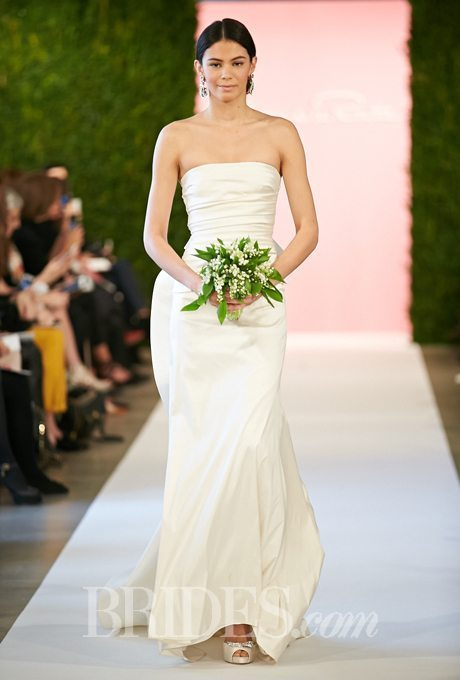 I do take two simple satin wedding gowns for your second for Simple 2nd wedding dresses