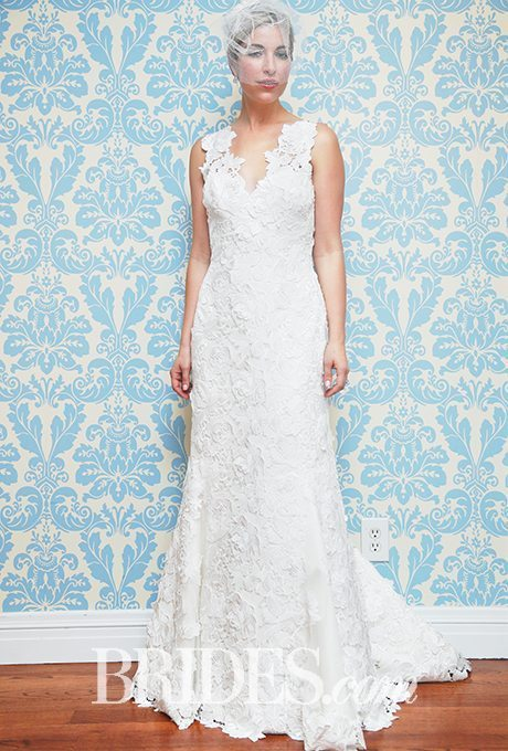 Wedding Gowns For 50 And Over : Modern trousseau wedding dresses fall g fit c