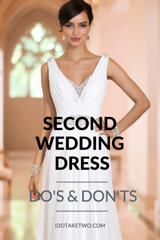 Luxury wedding dress trends: Casual wedding dresses for vow renewal