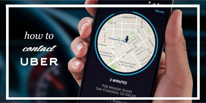 Contact Uber: Support, Help, Customer Service, and More