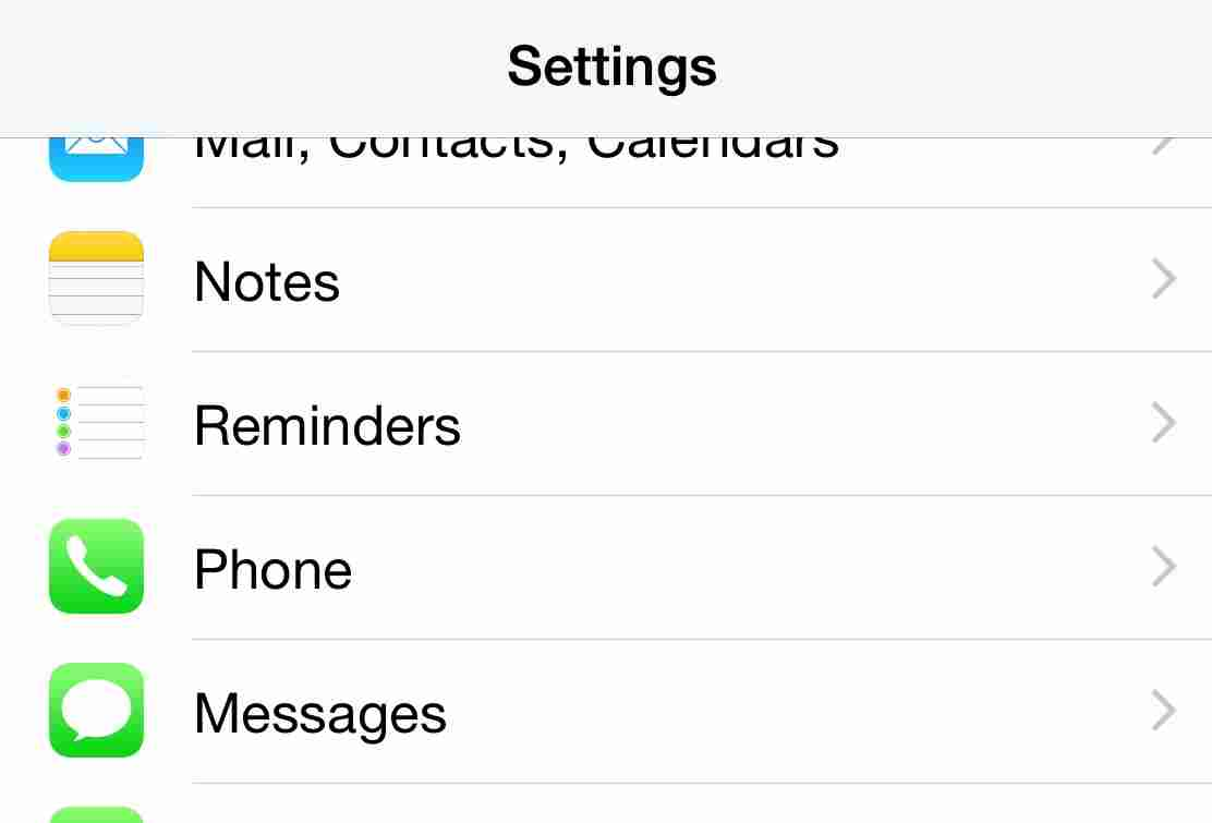 how to stop message to text on iphone 7