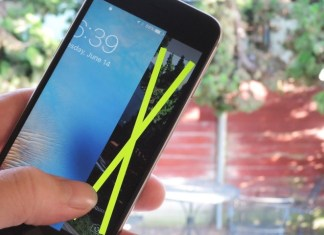 Turn off flashlight on iPhone quickly: iPhone 7 Plus, 6s Plus, 5s