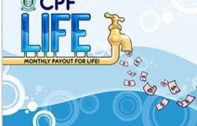 CPF Life logo