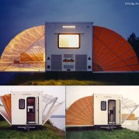 The Urban Campsite's Coolest Caravan, The Marquis by Eduard Bohtlingk.
