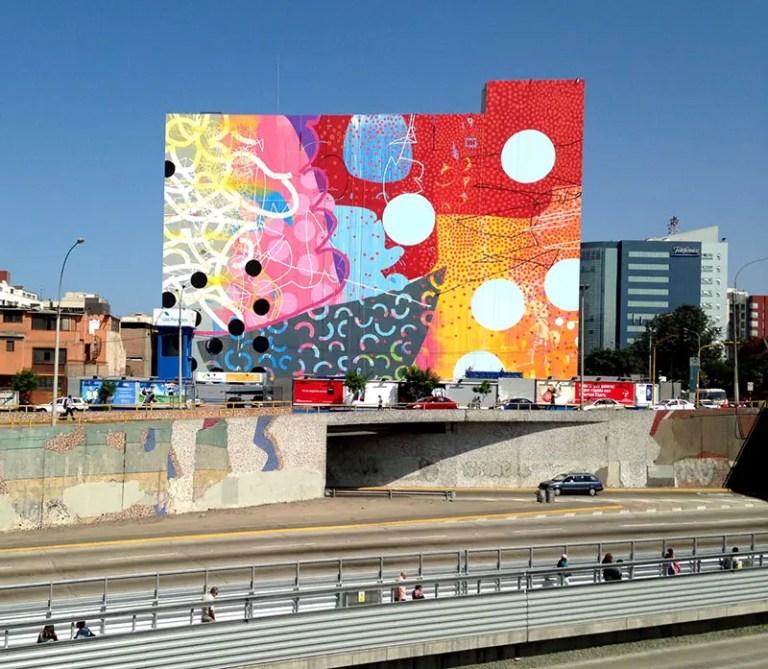HENSE mural in Lima Peru 1 IIHIH
