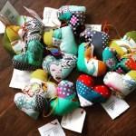 Beautiful Hearts  Sewing