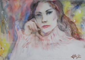 portrait_Julya_watercolor
