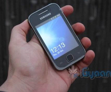 iGyaan Samsung Galaxy Y 18