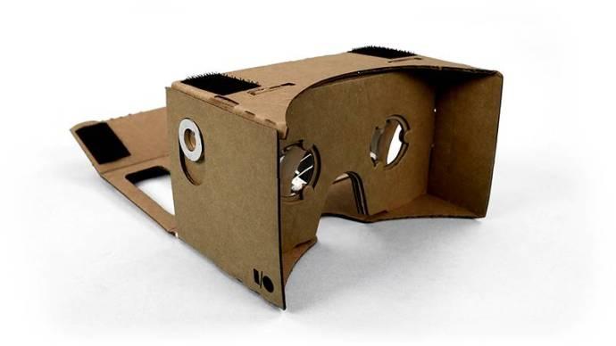 google cardboard 5