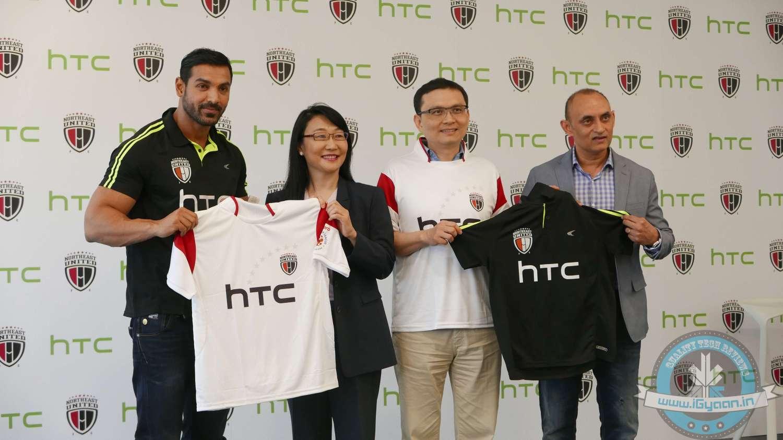John Abraham Becomes HTC's Brand Evangelist