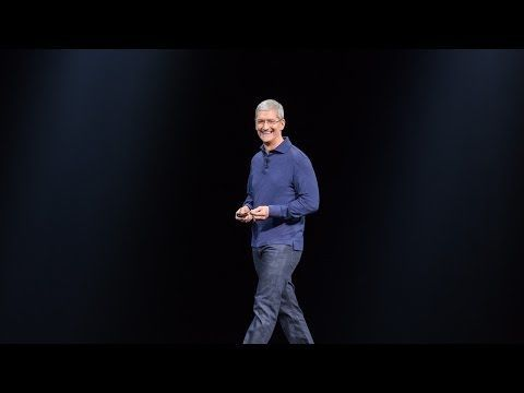 Apple Published WWDC 2015 Video
