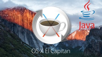 How To Install Java (JRE) 8 on Mac OS X 10.11 El Capitan