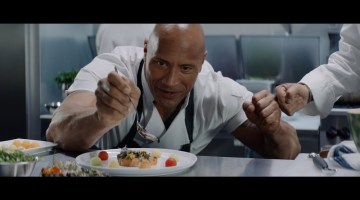 iPhone 7 — The Rock x Siri – Kitchen