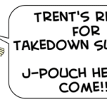 takedown surgery j-pouch comic