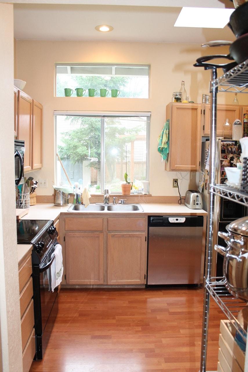 kitchen remodel on a budget part 1 kitchen remodel hawaii Old Kitchen 1