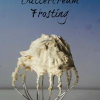 Salted Caramel Buttercream Frosting Recipe