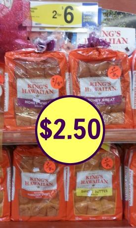 King's hawaiian bread coupon 2018