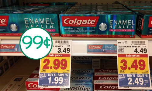 colgate coupon kroger