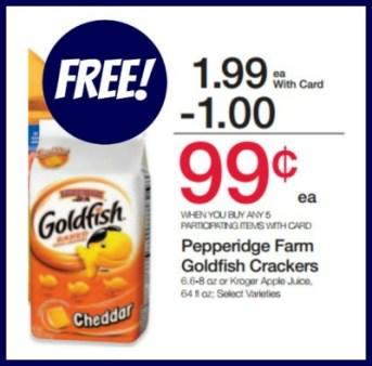 free-pepperidge-farm-goldfish-crackers-in-the-kroger-mega-sale