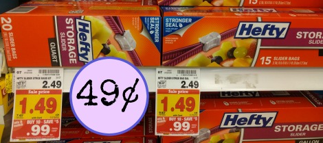 Savings slider coupon